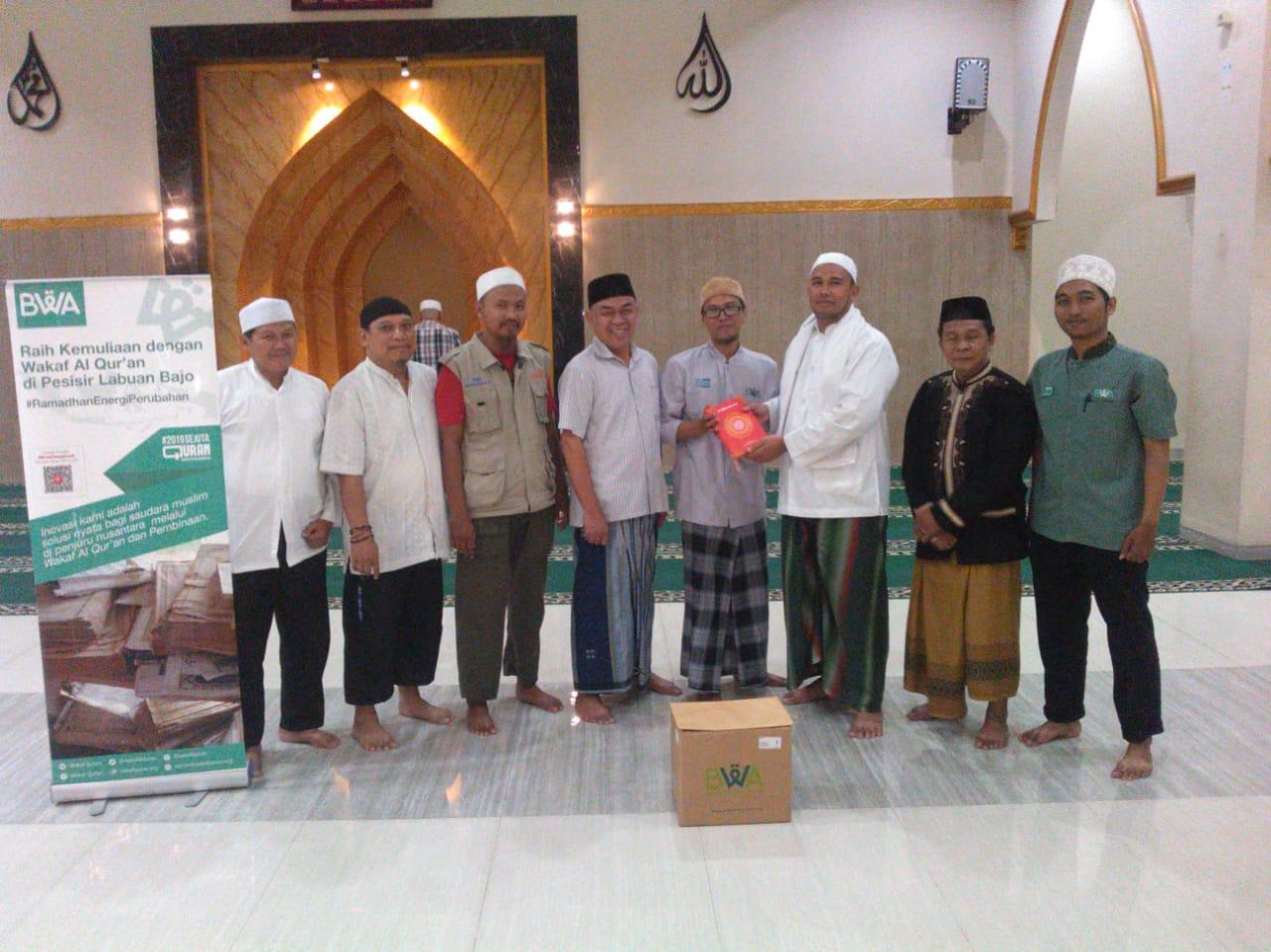 Program Wakaf al Quran