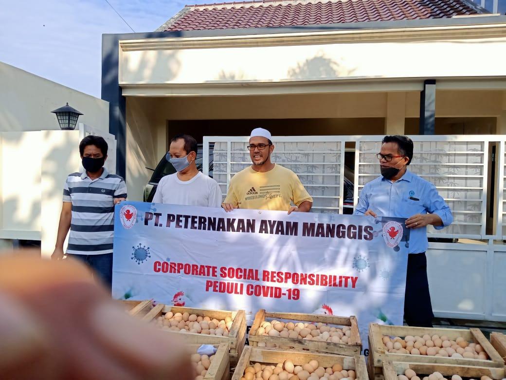 DKM Al Barokah Kembali Mengadakan Bhakti Sosial Menyambut Ramadhan 1441 H