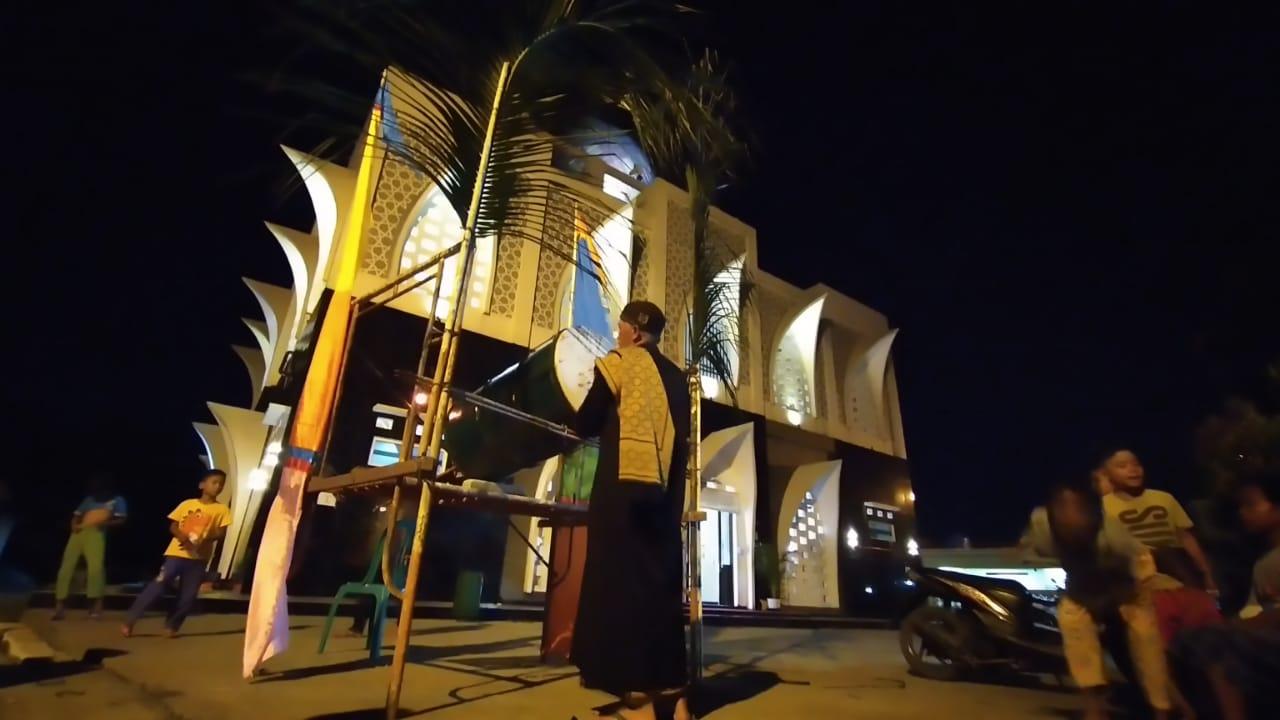 Takbiran Di Masjid Al Barokah Nan Ikonik