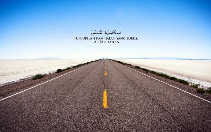 Jalan… dalam pandangan Alqur'an